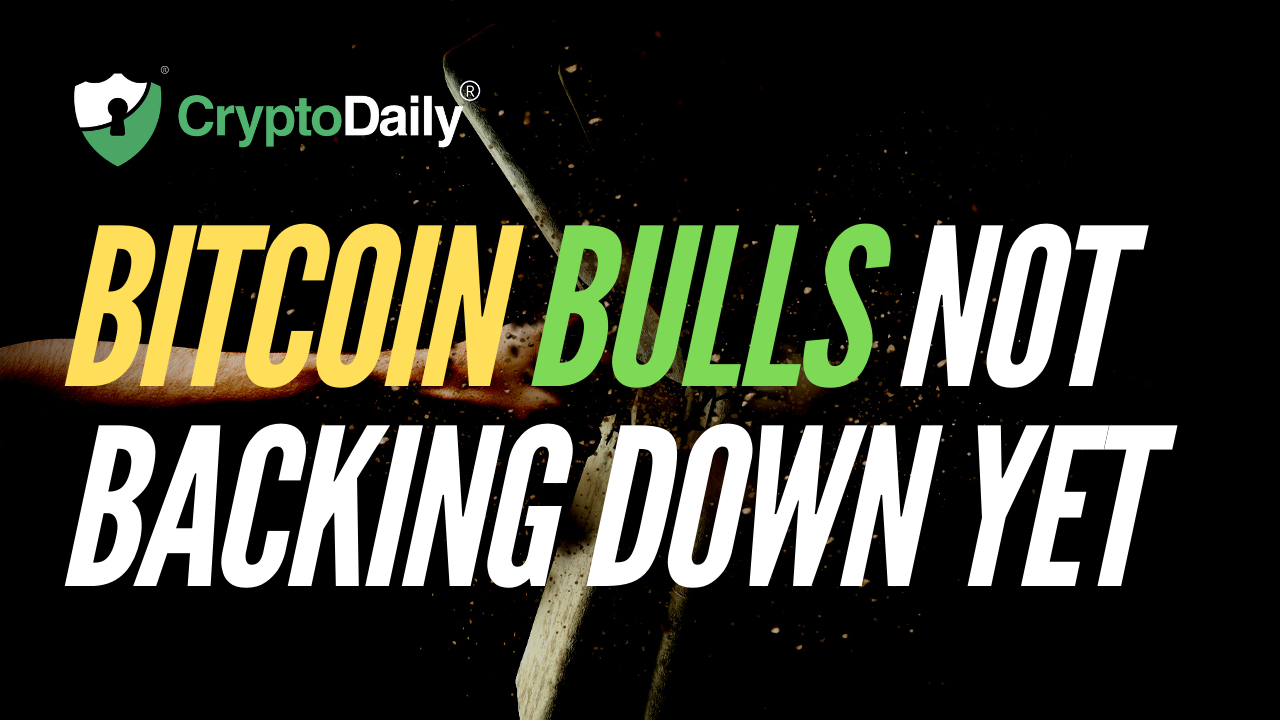Bitcoin Bulls Not Backing Down Yet