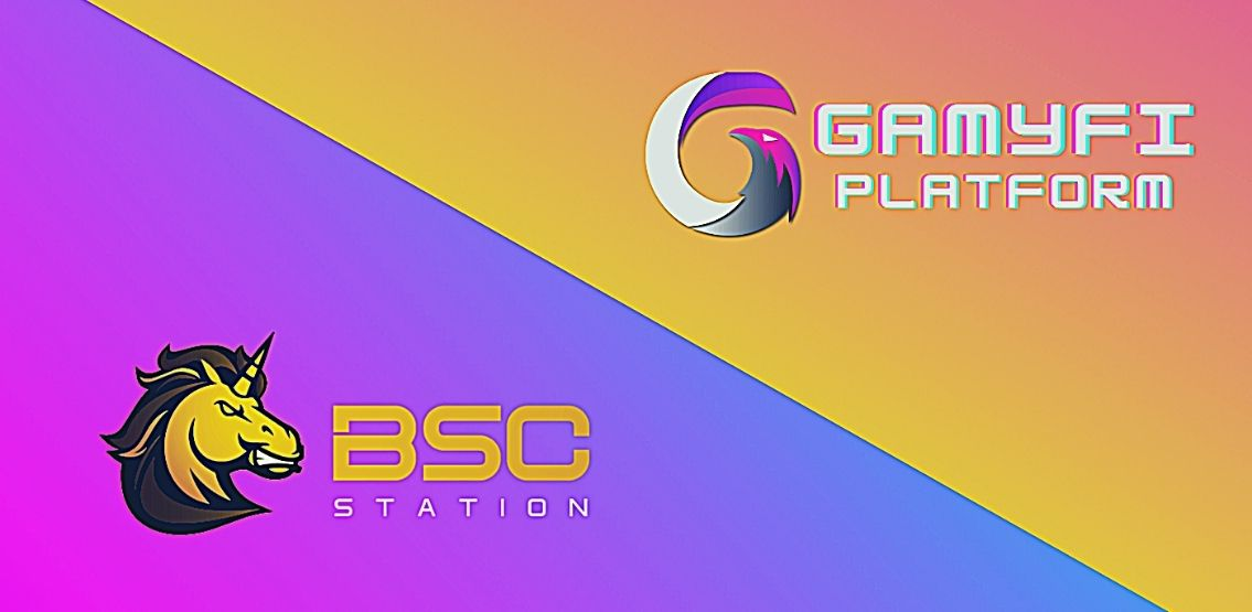 BSC Station and GamyFi Partner Up To Bring Gamified NFTs To Ecosystem