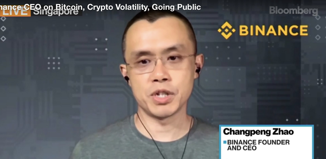 Close to 300 million people now in crypto – CZ's view