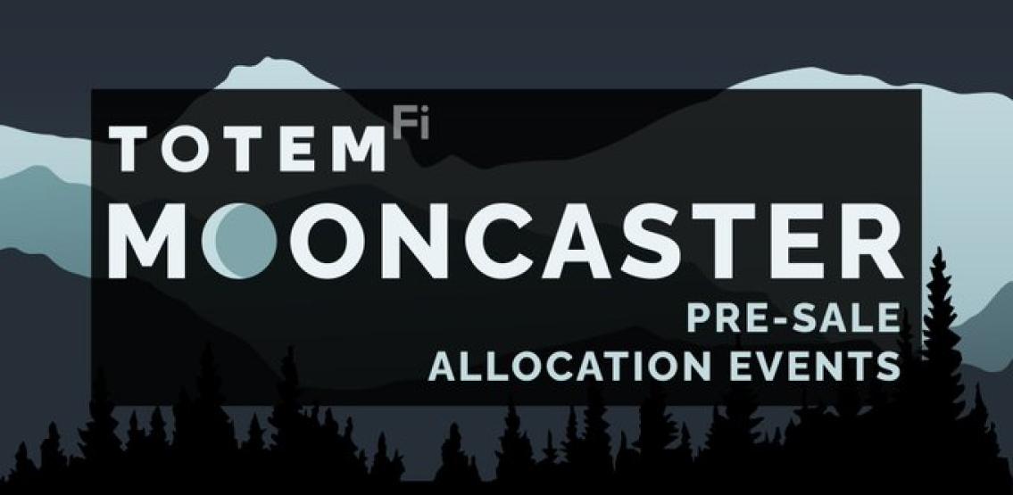 TotemFi Launches Mooncaster Initiative