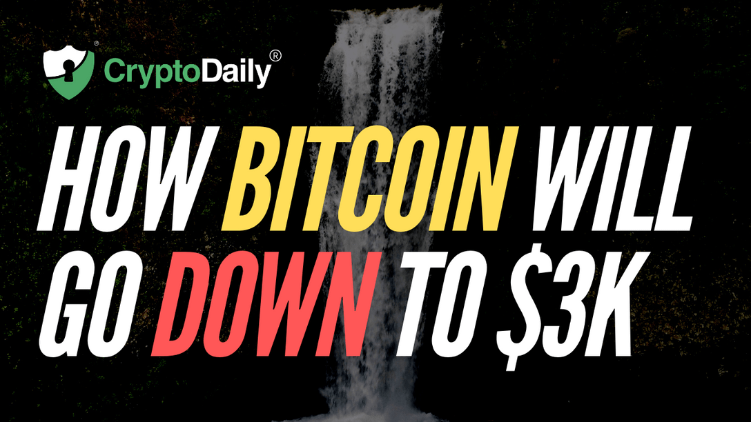 How Bitcoin Will Go Down To $3k