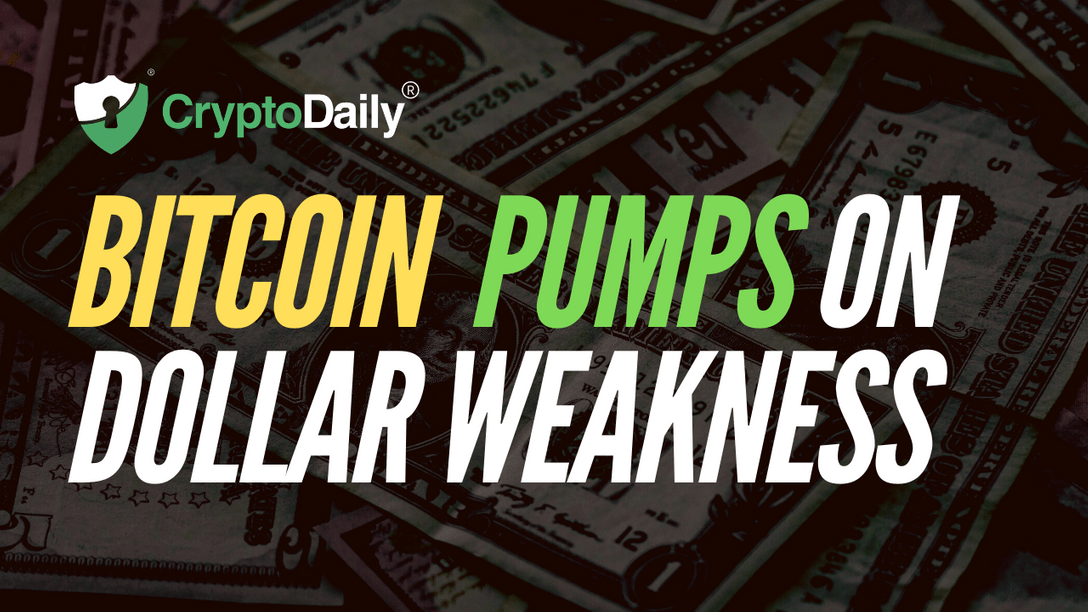 Bitcoin (BTC) Pumps On Dollar Weakness
