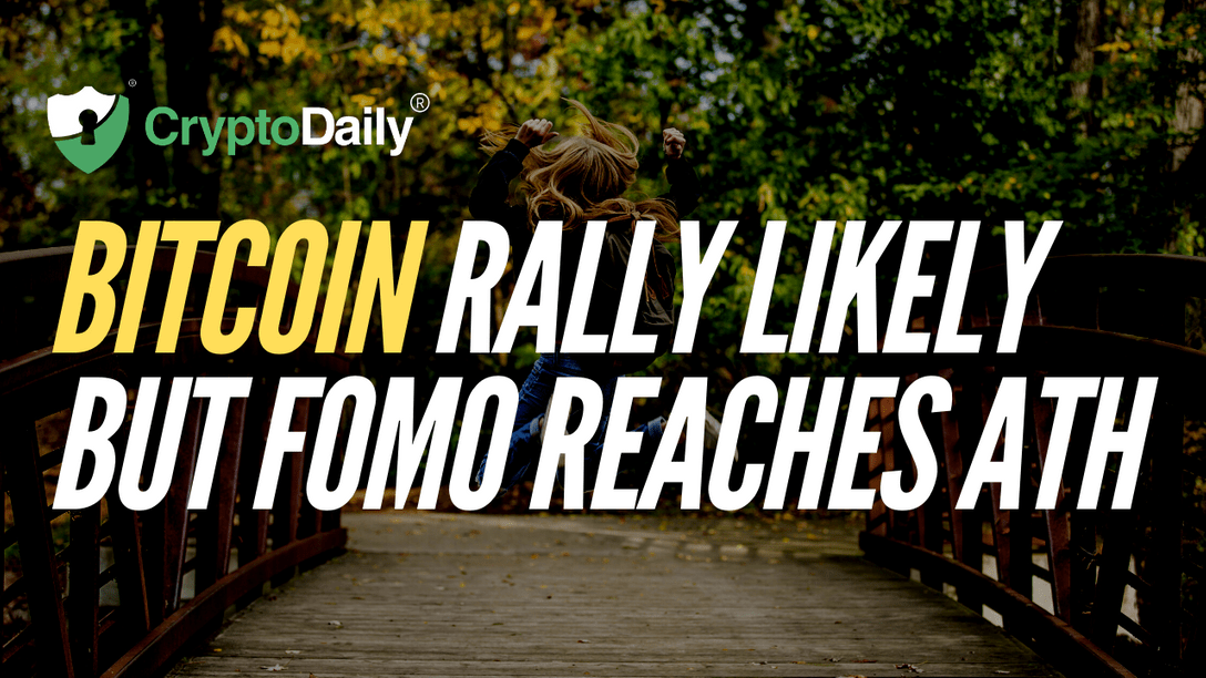 Bitcoin (BTC) Rally Likely But FOMO Reaches ATH