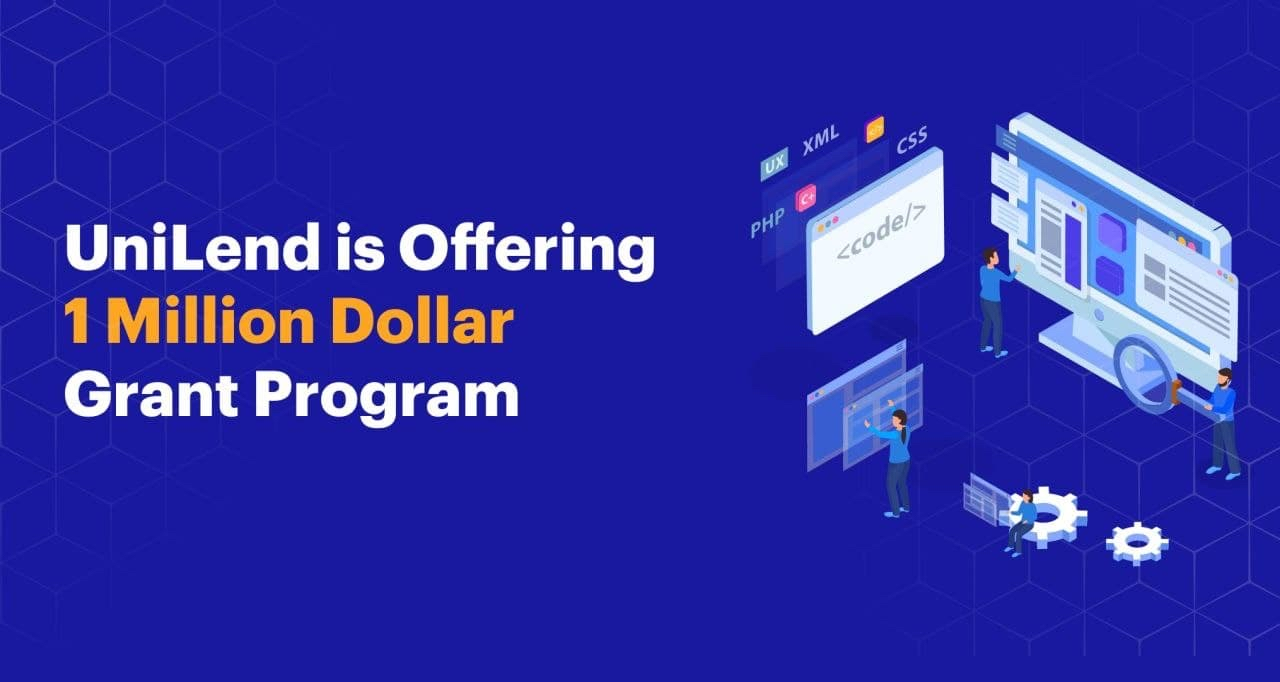 DeFi Protocol UniLend Ups the Ante with a $1 Million Grant to Expand Ecosystem