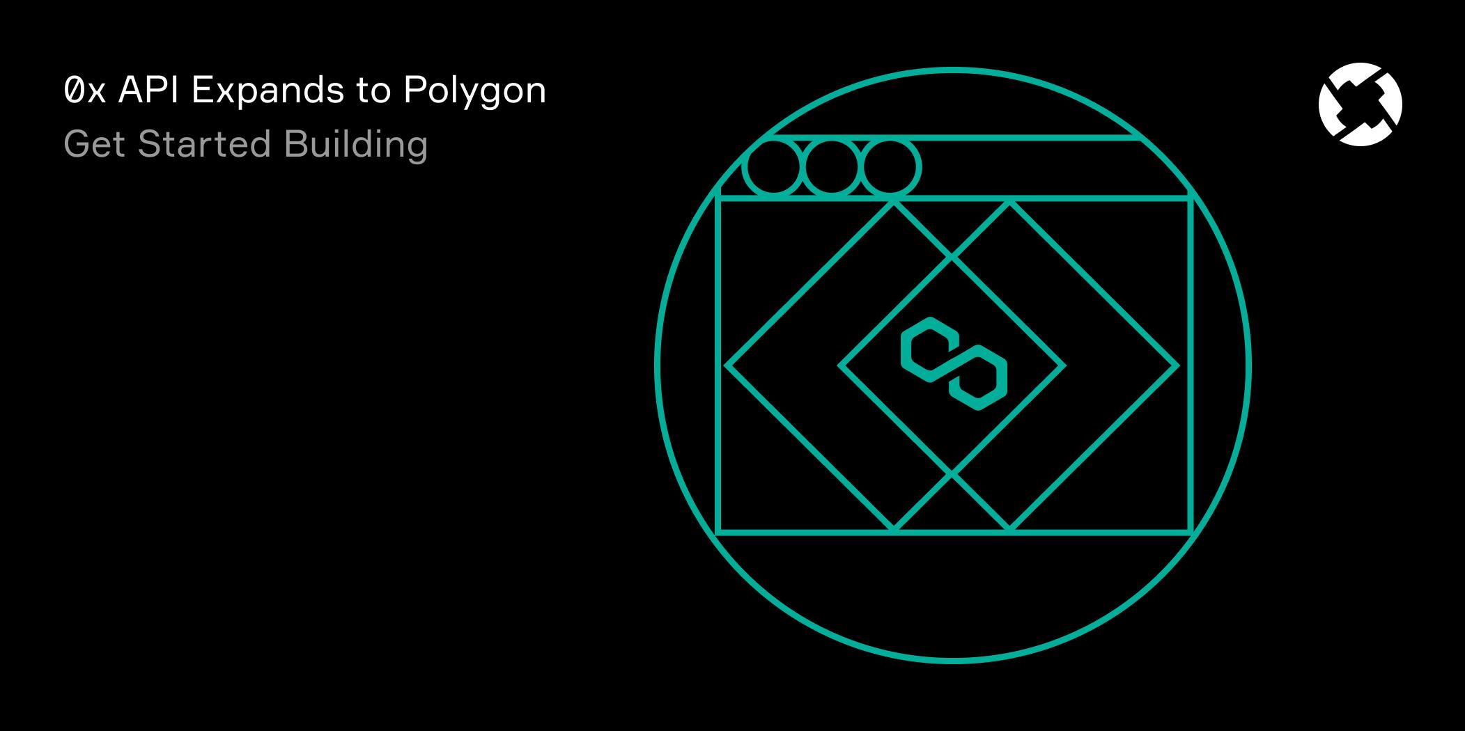 0x Releases API on Polygon