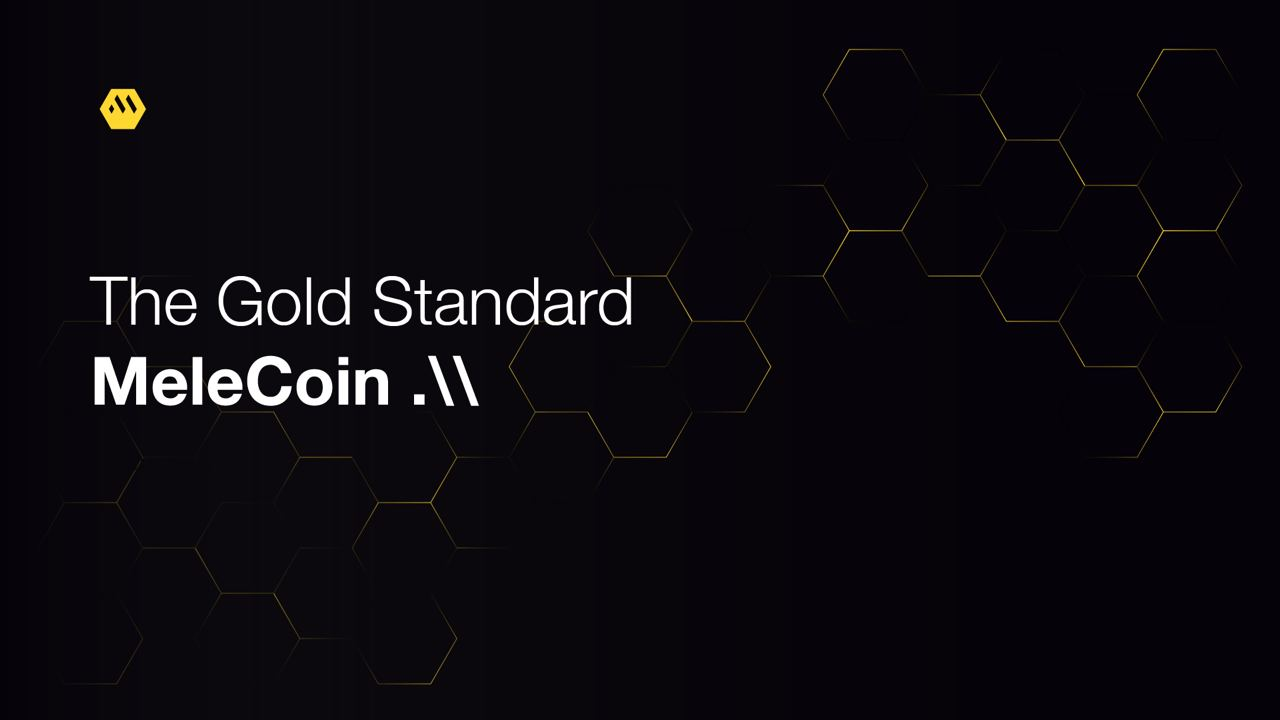 Gold-backed stablecoin MeleCoin announces launch of MLCG token on OKExChain