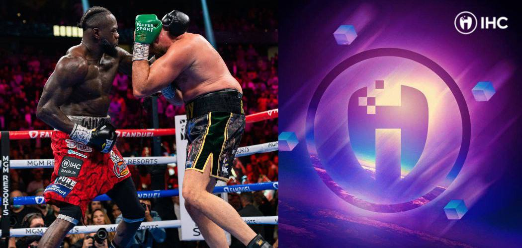 The epic 'Trilogy Fight' between Tyson Fury and Deontay Wilder marks a historic event in blockchain and cryptocurrency