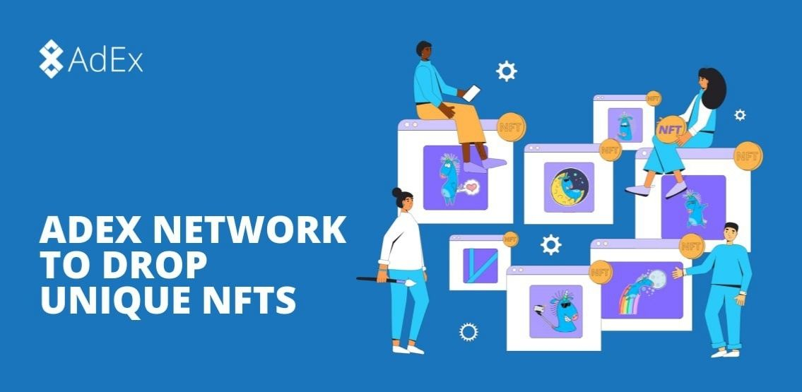 AdEx Network Announces NFT Auction To Raise Funds For Charity
