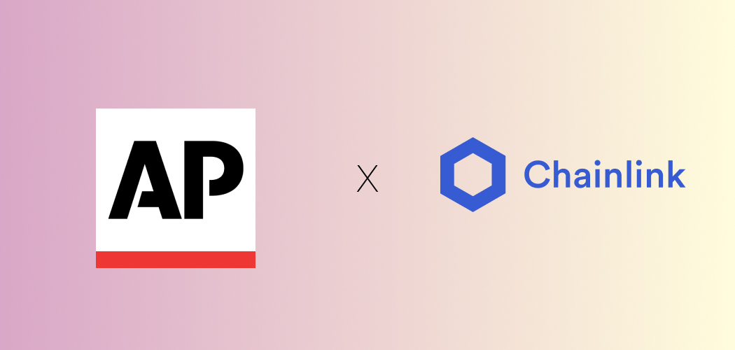 Associated Press To Run Chainlink Nodes, Bringing Trusted Data To Blockchains