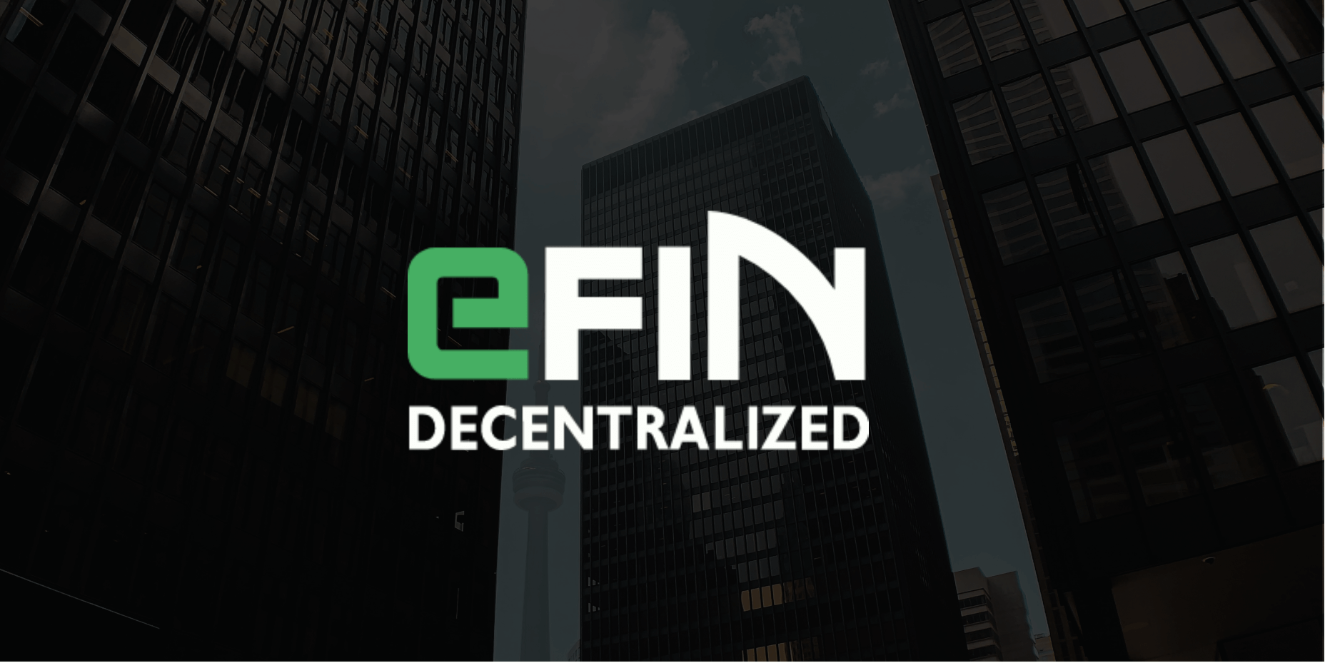 eFIN: The Next-Era Blockchain-Based Decentralized Platform