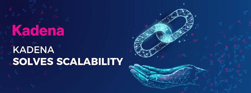 The Only Blockchain In The World That Has Solved The Issue of Scalability