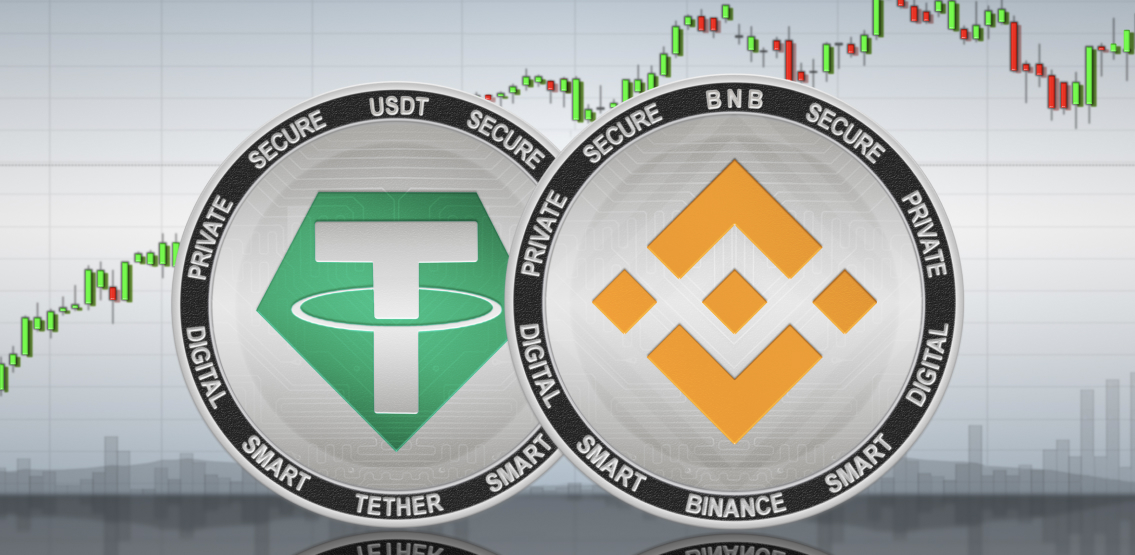 Binance replaces Tether as 3rd largest cryptocurrency
