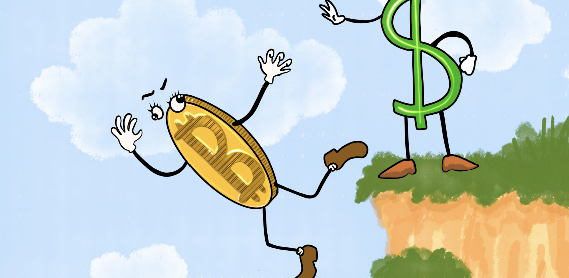 Bitcoin battered and bruised – but is it beaten?