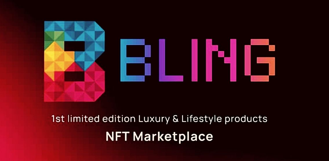 Trace Network Successfully Raises $1.6 Million For Their NFT Marketplace BLING.