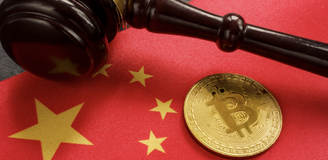 China feels threatened by crypto because it is outside of its control