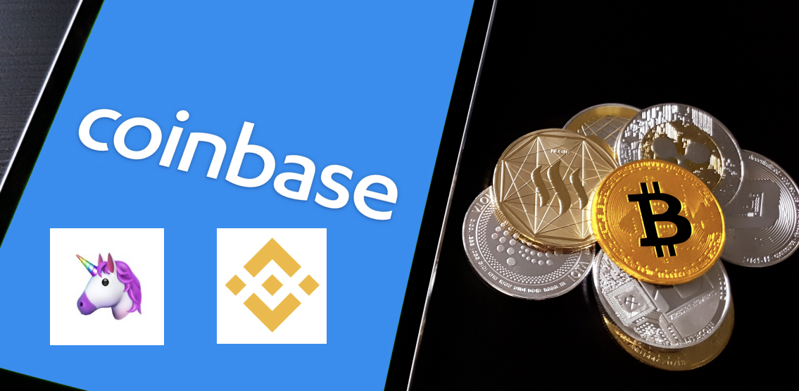 Why Coinbase is losing the race to become top dog