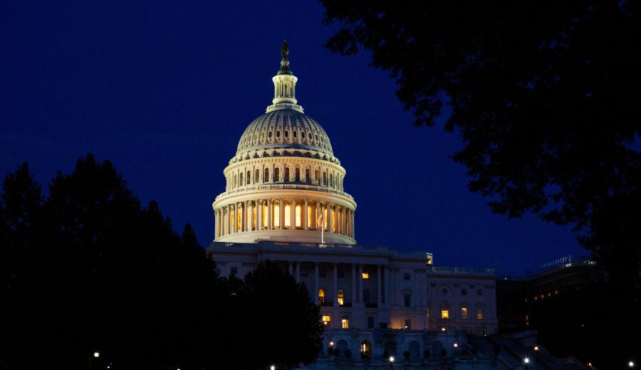 U.S. Congress Passes Bill addressing crypto regulation