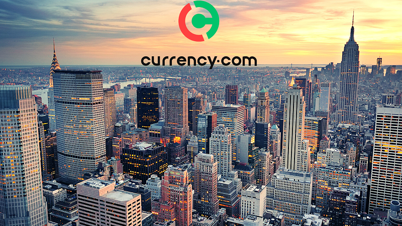 Amidst Surging Growth & High Trade Volume, Currency.com Recruits Steve Gregory For Its New York Office