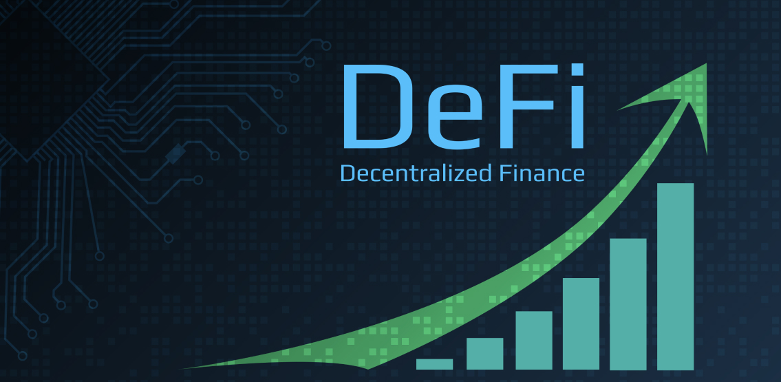 At the end of the day the biggest crypto story is DeFi