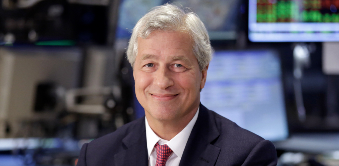 Jamie Dimon says stay away from cryptocurrencies – is he worried about the transparency that crypto and blockchain bring?