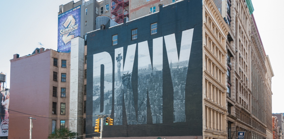 DKNY is changing its logo and launching it as an NFT