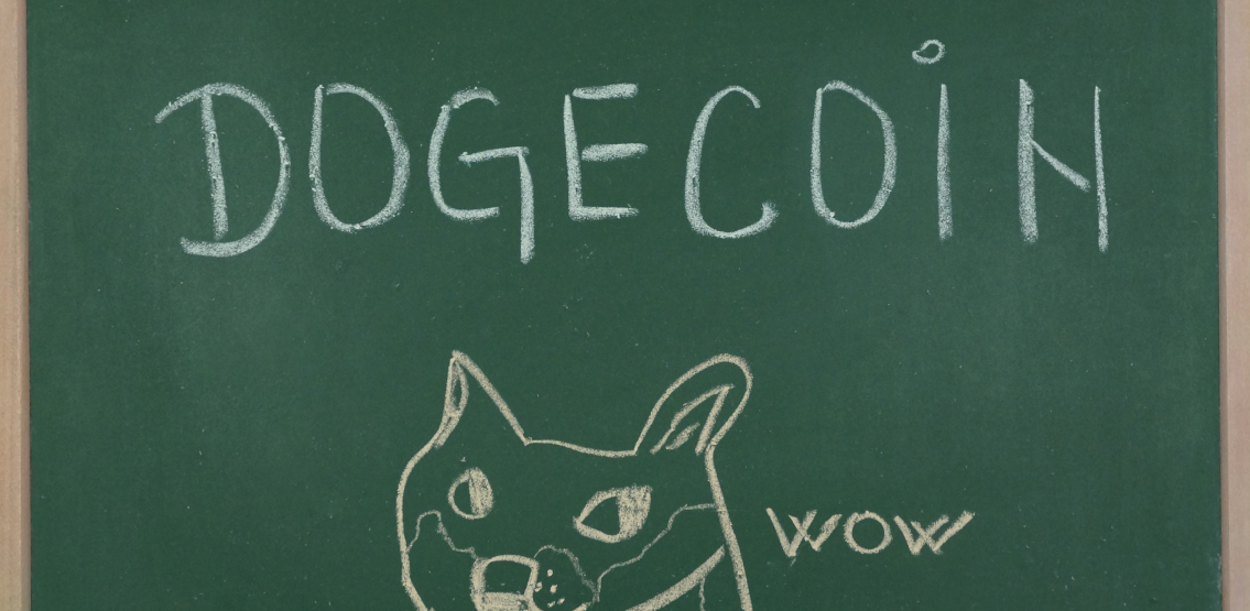 Dogecoin to the moon... literally