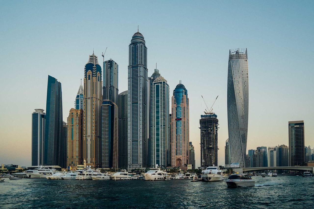 UAE officially allows cryptocurrency trading in the Dubai free zone