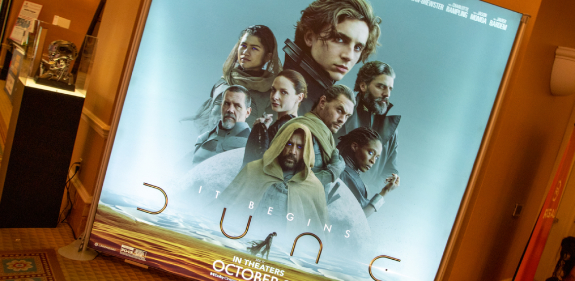 Warner Bros and Legendary Pictures To Release exclusive NFT collection For Dune Movie