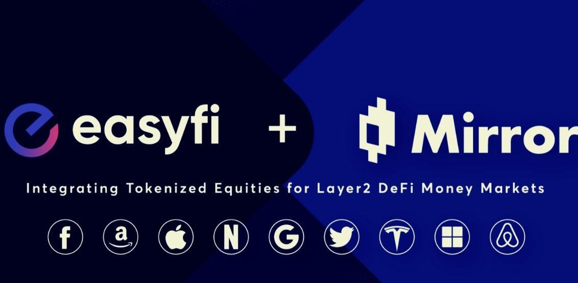 EasyFi Brings Tokenized Stocks & Commodities Money Markets On Binance Smart Chain With Mirror Protocol Partnership