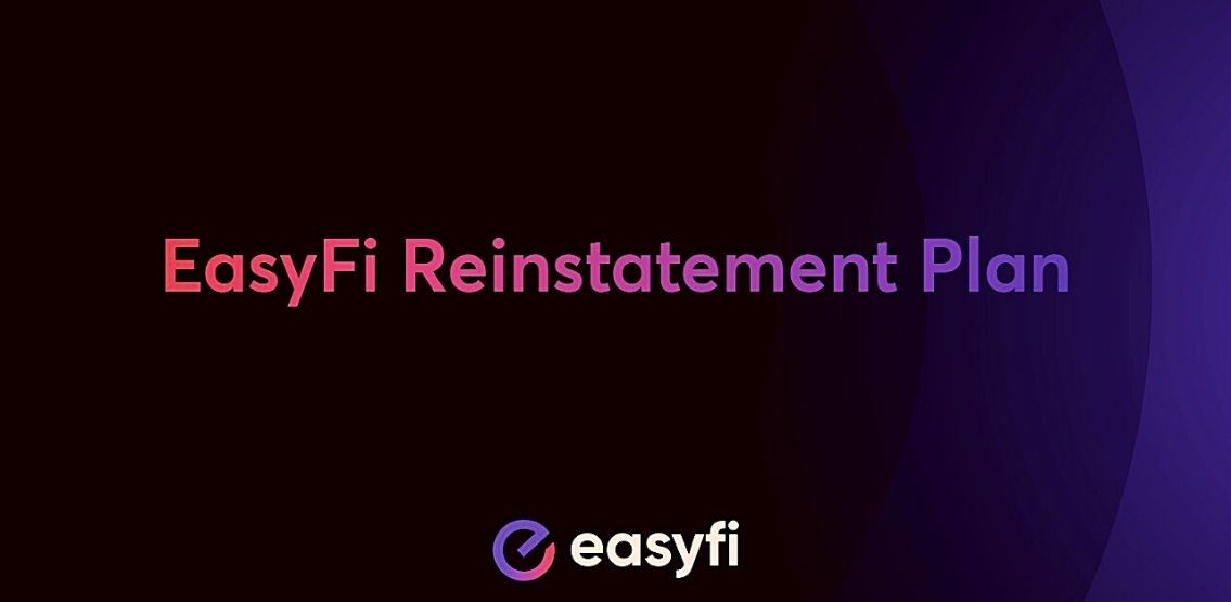 EasyFi Announces Reinstatement Plan Following Security Incident