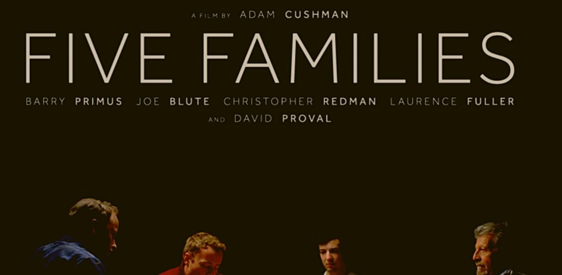 """The First Ever Feature Film NFT, """"Five Families,"""" Goes Live For Auction"""