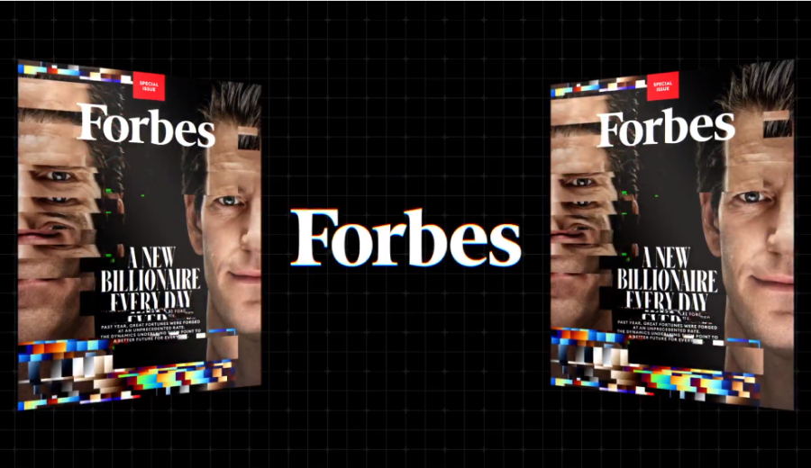 Forbes Mints Cover As Its First NFT: 'Merchants of the Metaverse'