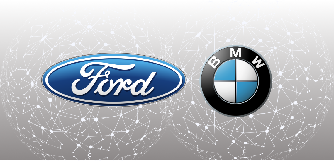 Ford and BMW collaborate on Blockchain vehicle identity standard