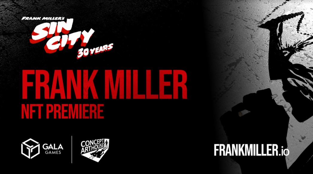 Crypto Daily's Exclusive Interview With Graphic Novel Legend Frank Miller