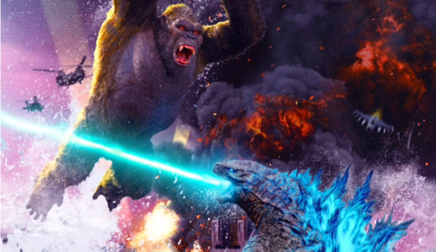 Two 'Godzilla vs Kong' NFT Collections To Be Released At Terra Virtua