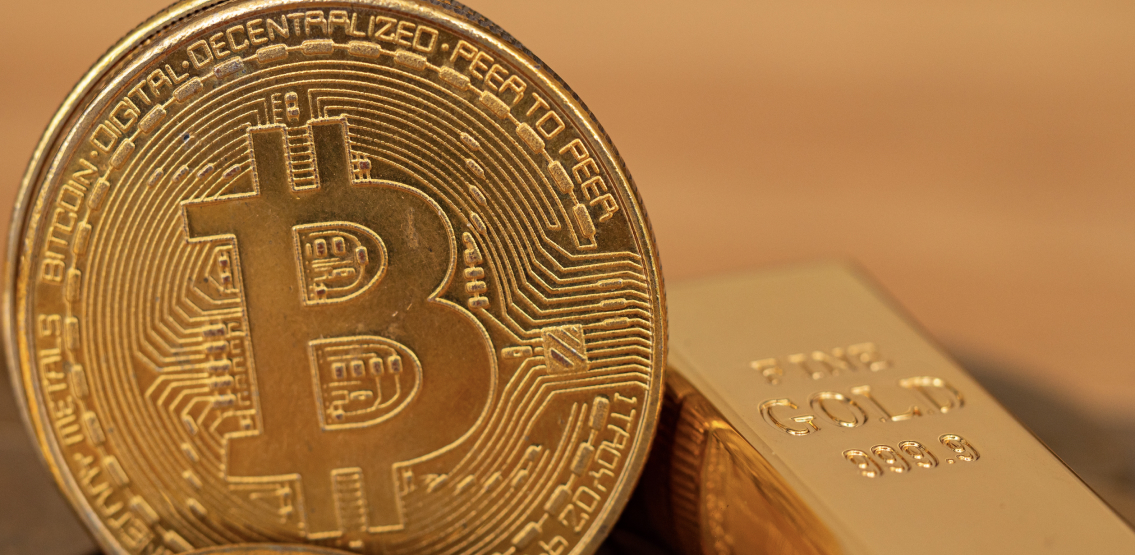 Bitcoin on track to exceed gold market capitalisation