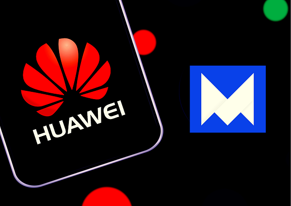Huawei Continues Crypto Push With Blockchain App Maiar Partnership