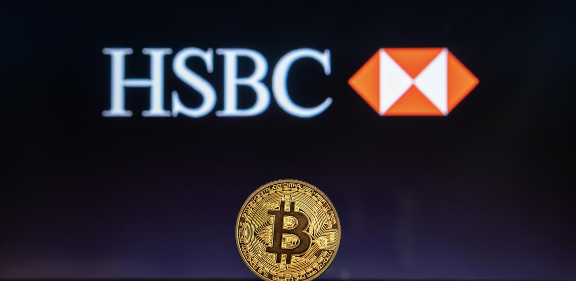 HSBC crypto ban