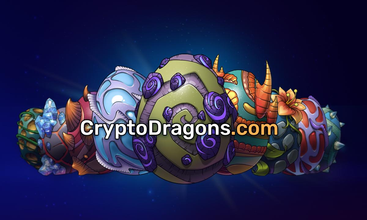 CryptoDragons Could Change How We Think about Digital Art