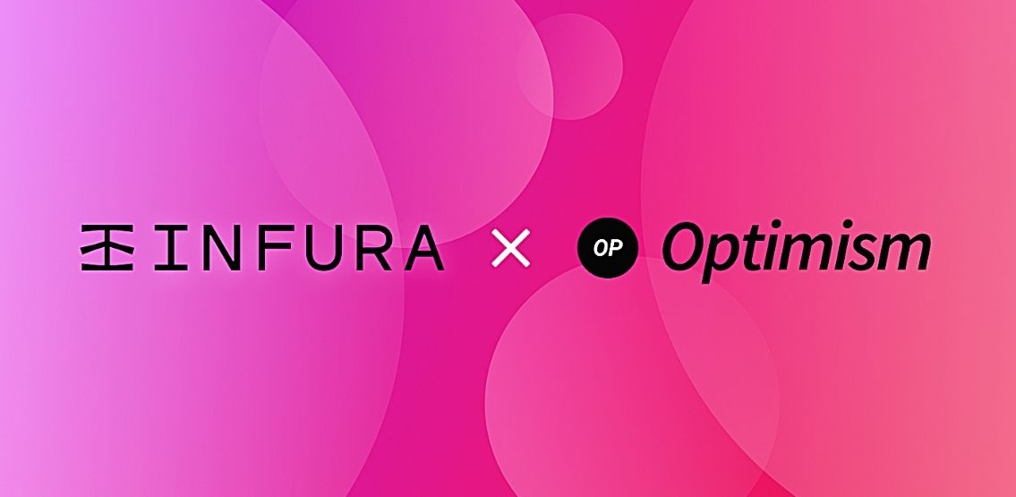 Infura To Support Optimism Layer 2