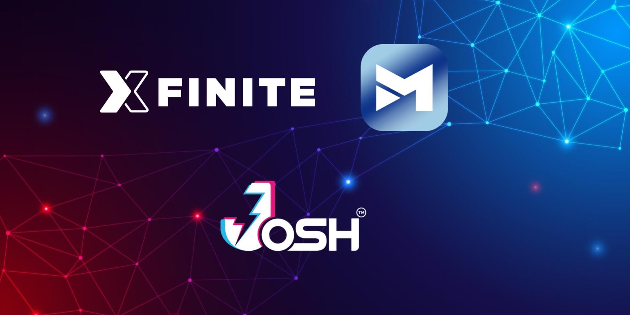 Josh collaborates with Xfinite's dApp Mzaalo to enhance content engagement for its users