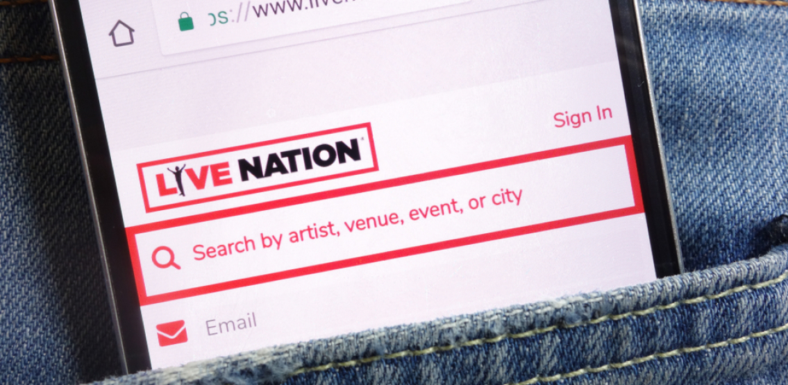 Ticketmaster's Subsidiary Live Nation Announces Partnership With Blockchain Digital Ticketing Service FanDragon