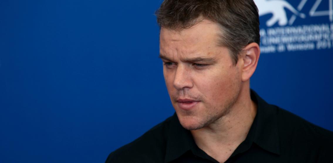 Crypto.com reveals new collaboration with award-winning actor Matt Damon