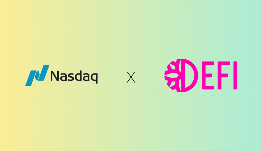 Nasdaq Collaborates With DeFiChain For Tokenized Stock Trading Data