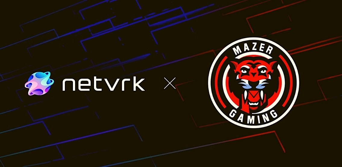 Netvrk To Feature Mazer Gaming In Their Virtual World