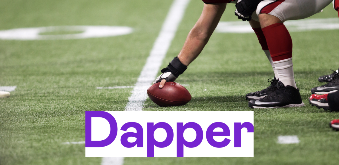 Dapper Labs – First the NBA, now the NFL