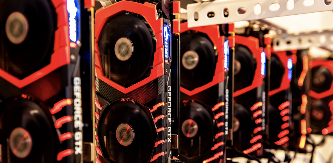 Gamers and crypto miners fight over scarce Nvidia chips