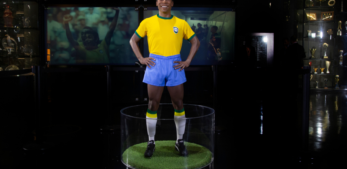 First Of Their Kind NFT Trading Cards Of Soccer Legend Pelé To Drop On Ethernity Chain