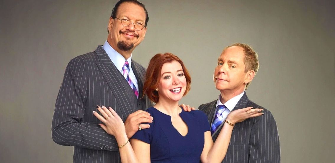 Penn And Teller Launch NFTs In Collaboration With BullPunk And OpenSea