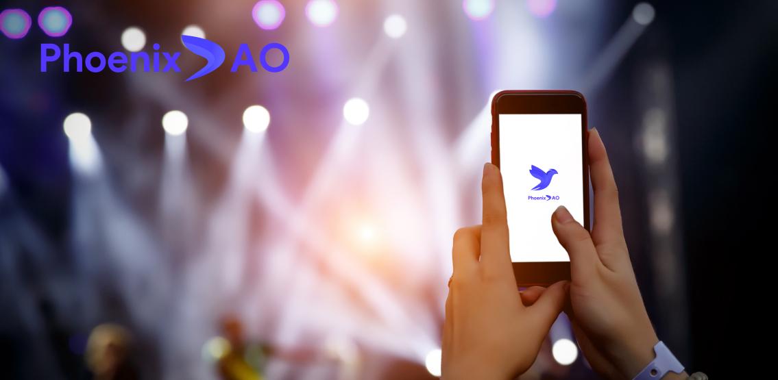 Endless Possibilities on the PhoenixDAO Events Marketplace dApp